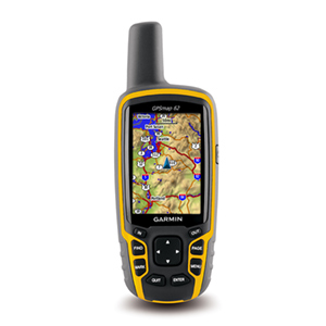 Garmin GPSMAP 62 + Peta Indonesia